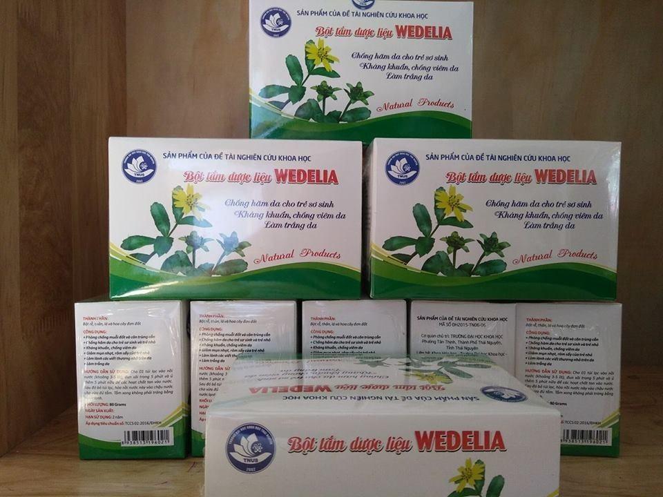 Bột tắm dược liệu Wedelia